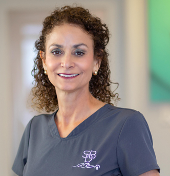 Tina- Dental Hygienist
